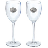 """By A Nose"" Goblets (Set of 2)"