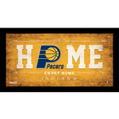 Indiana Pacers 10x20 Home Sweet Home Sign