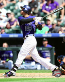 Colorado Rockies Nolan Arenado 40x50 Stretched Canvas