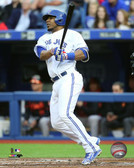 Toronto Blue Jays Edwin Encarnacion 40x50 Stretched Canvas