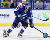 Tampa Bay Lightning Cedric Paquette 16x20 Stretched Canvas