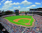 Atlanta Braves Turner Field 2015 40x50 Stretched Canvas