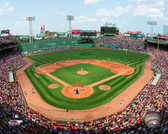 Boston Red Sox Fenway Park 2015 20x24 Stretched Canvas