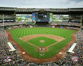 Milwaukee Brewers Miller Park 2015 16x20 Stretched Canvas