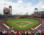 Philadelphia Phillies Citizens Bank Park 2015 20x24 Stretched Canvas