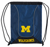 Michigan Wolverines Back Sack - Doubleheader