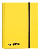 Ultra Pro - Pro Binder - Yellow