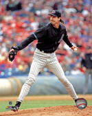 Arizona Diamondbacks Randy Johnson 20x24 Stretched Canvas
