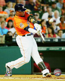 Houston Astros Carlos Gomez 16x20 Stretched Canvas