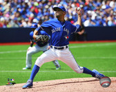 Toronto Blue Jays David Price 40x50 Stretched Canvas