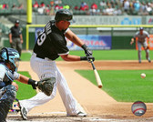 Chicago White Sox Jose Abreu 40x50 Stretched Canvas