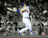 Los Angeles Dodgers Joc Pederson 16x20 Stretched Canvas