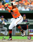 Baltimore Orioles Adam Jones 20x24 Stretched Canvas # 3