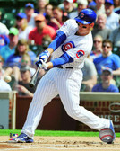 Chicago Cubs Anthony Rizzo 40x50 Stretched Canvas # 4