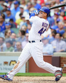 Chicago Cubs Anthony Rizzo 40x50 Stretched Canvas # 3