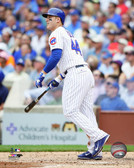 Chicago Cubs Anthony Rizzo 16x20 Stretched Canvas # 2