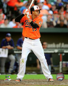 Baltimore Orioles Manny Machado 16x20 Stretched Canvas # 2