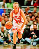 Chicago Bulls Steve Kerr 20x24 Stretched Canvas