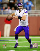 Minnesota Vikings Christian Ponder 40x50 Stretched Canvas