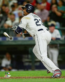 Seattle Mariners Nelson Cruz 16x20 Stretched Canvas