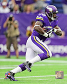 Minnesota Vikings Adrian Peterson 16x20 Stretched Canvas