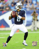 Tennessee Titans Marcus Mariota 16x20 Stretched Canvas