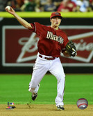 Arizona Diamondbacks Nick Ahmed 16x20 Stretched Canvas