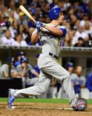 Los Angeles Dodgers Corey Seager 16x20 Stretched Canvas