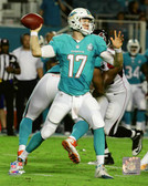 Miami Dolphins Ryan Tannehill 16x20 Stretched Canvas