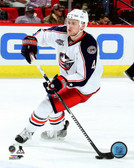 Columbus Blue Jackets Kevin Connauton 20x24 Stretched Canvas