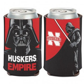 Nebraska Cornhuskers Darth Vader Can Cooler
