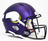 Minnesota Vikings Revolution Speed Pro Line Helmet (2013)
