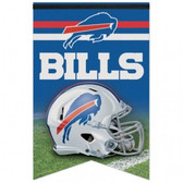 Buffalo Bills 17x26 Premium Felt Banner