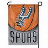San Antonio Spurs 11x15 Garden Flag