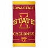 Iowa State Cyclones Beach Towel - New Style