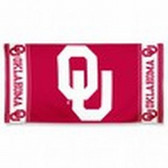 Oklahoma Sooners Beach Towel - Alternate