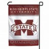 Mississippi State Bulldogs 11x15 Garden Flag