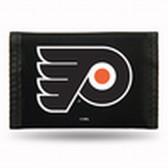 Philadelphia Flyers Nylon Trifold Wallet
