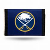 Buffalo Sabres Nylon Trifold Wallet