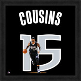 Sacramento Kings DeMarcus Cousins 20x20 Uniframe Jersey Photo