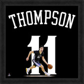 Golden State Warriors Klay Thompson 20x20 Uniframe Jersey Photo