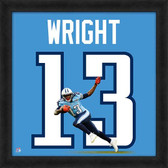 Tennessee Titans Kendall Wright 20x20 Uniframe Jersey Photo