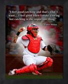 St. Louis Cardinals Yadier Molina 8x10 Pro Quote