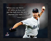 Arizona Diamondbacks Randy Johnson 8x10 Pro Quote