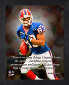 Buffalo Bills Andre Reed 11x14 Pro Quote