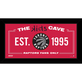 Toronto Raptors 10x20 Kids Cave Sign