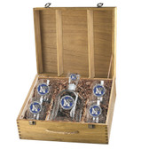 Memphis Tigers Capitol Decanter Box Set