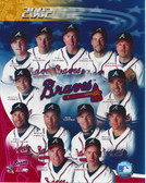 Atlanta Braves 2002 Team 8x10 Photo