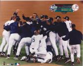 New York Yankees 1999 World Series Champions 8x10 Photo