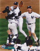 New York Yankees 1999 World Series Game 4 8x10 Photo